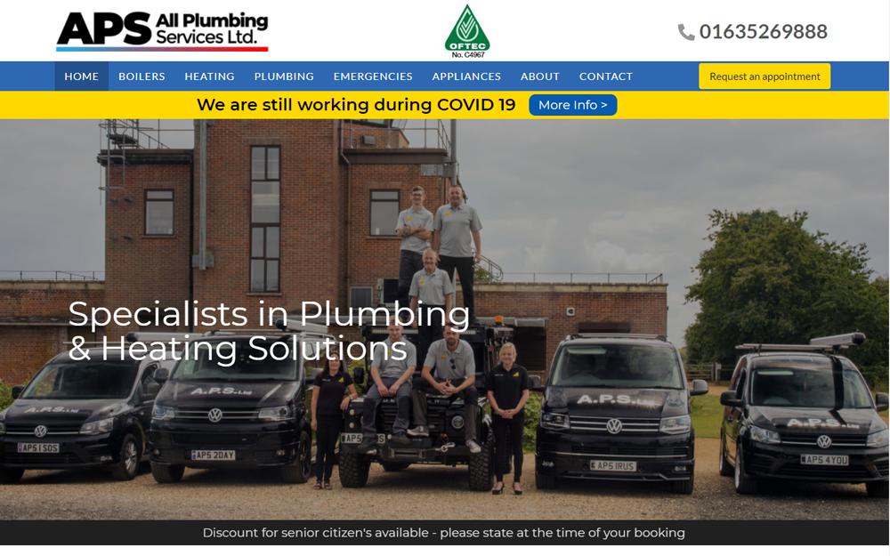 All Plumbing Newbury