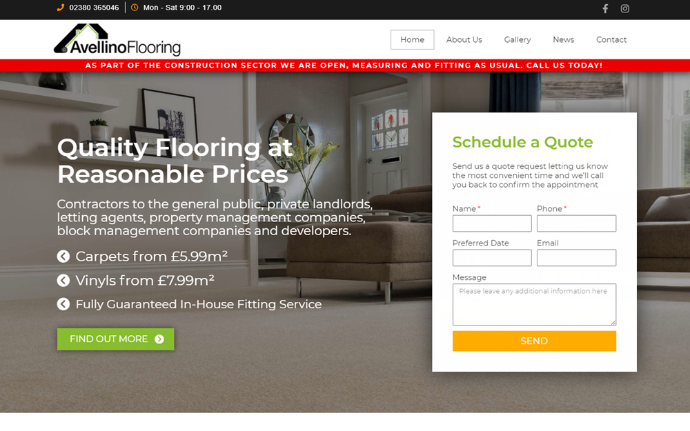 Avellino Flooring