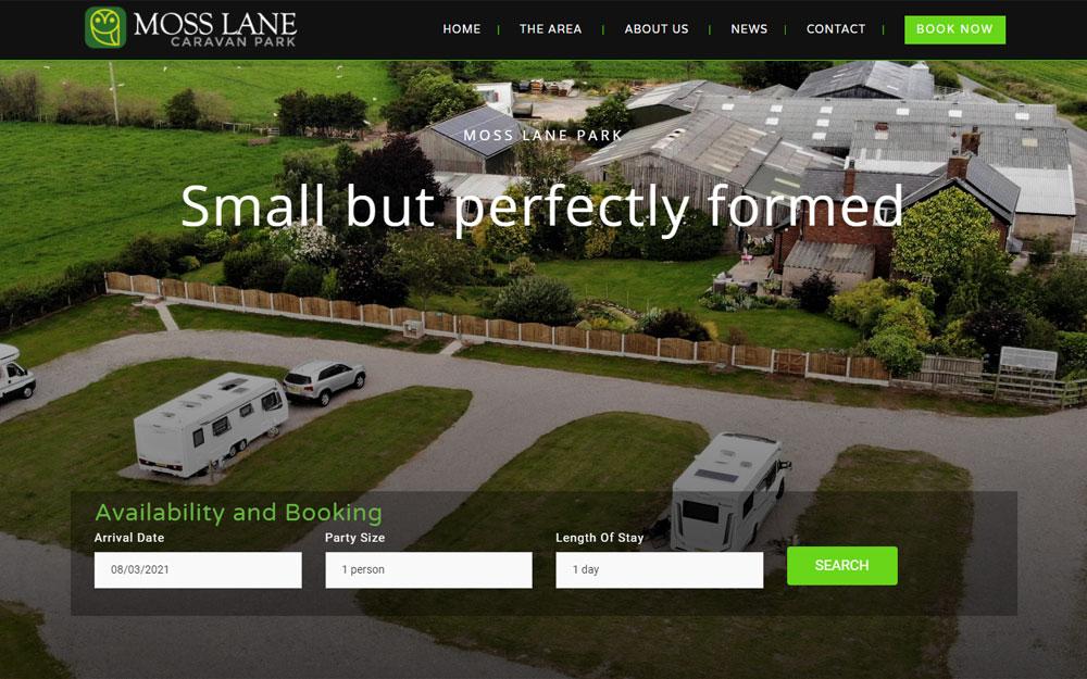 Moss Lane Park