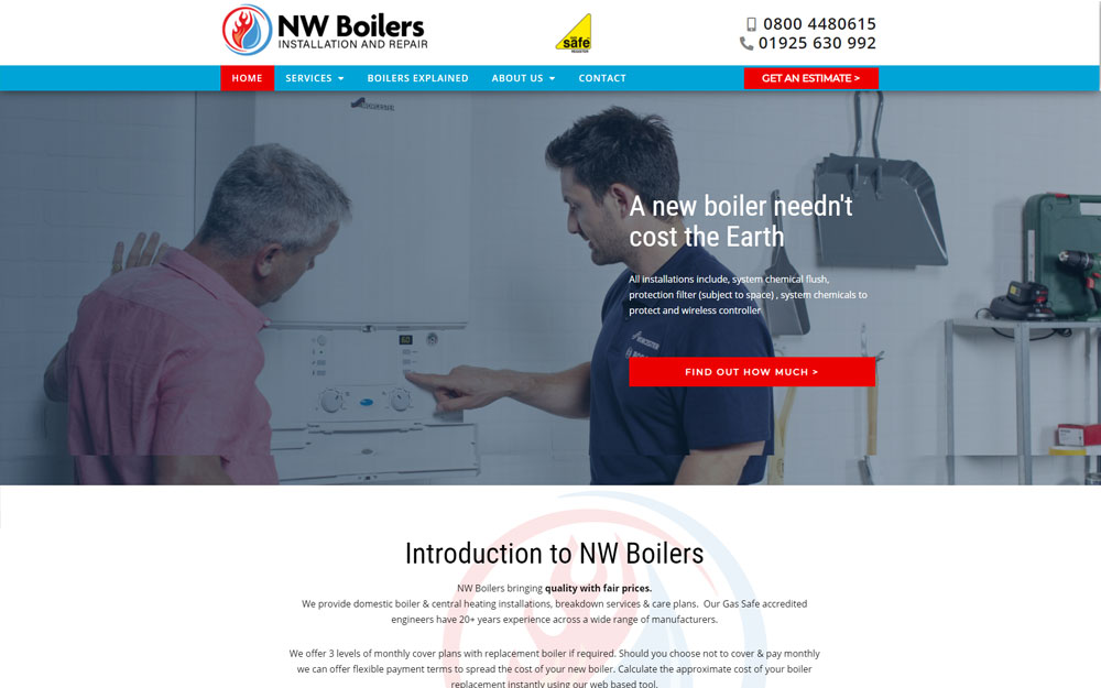 NW Boilers