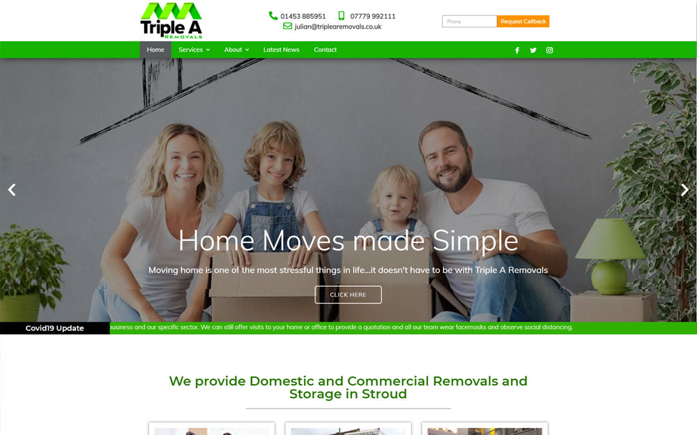 Triple A Removals